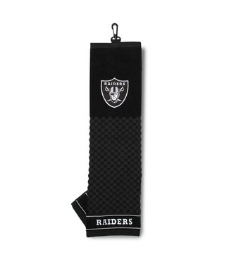 Team Golf OAKLAND RAIDERS Embroidered Golf Towel