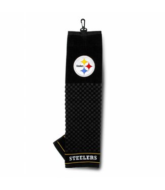 Team Golf PITTSBURGH STEELERS Embroidered Golf Towel