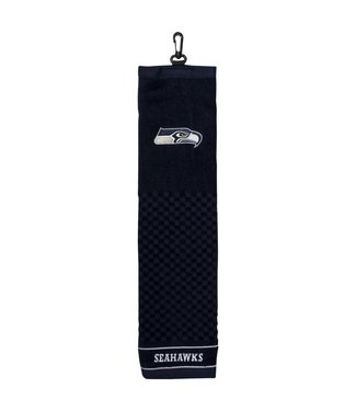 Team Golf SEATTLE SEAHAWKS Embroidered Golf Towel