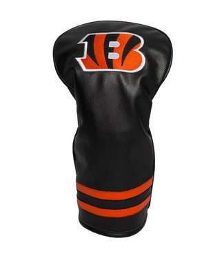 Team Golf CINCINNATI BENGALS Vintage Golf Driver Head Cover