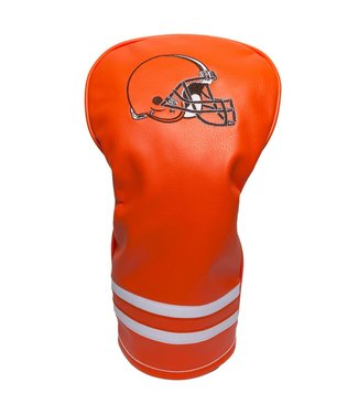 Team Golf CLEVELAND BROWNS Vintage Golf Driver Head Cover