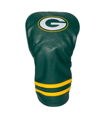 Team Golf GREEN BAY PACKERS Vintage Golf Driver Head Cover