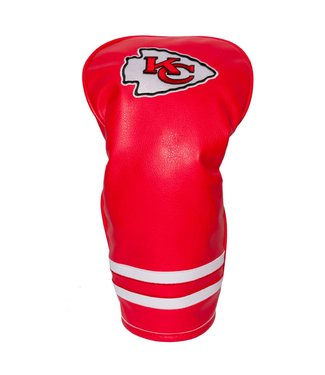 Team Golf KANSAS CITY CHIEFS Vintage Golf Driver Head Cover