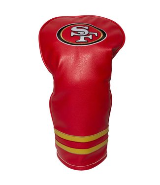Team Golf SAN FRANCISCO 49ERS Vintage Golf Driver Head Cover