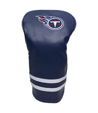 Team Golf TENNESSEE TITANS Vintage Golf Driver Head Cover