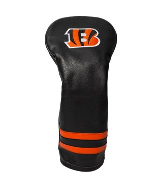 Team Golf CINCINNATI BENGALS Vintage Golf Fairway Head Cover