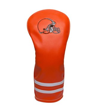 Team Golf CLEVELAND BROWNS Vintage Golf Fairway Head Cover