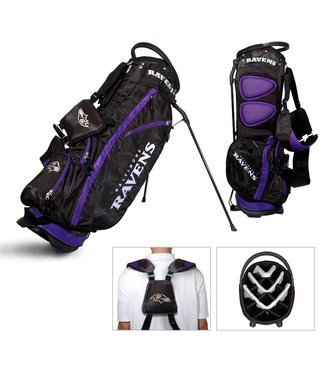 Team Golf BALTIMORE RAVENS Fairway Golf Stand Bag