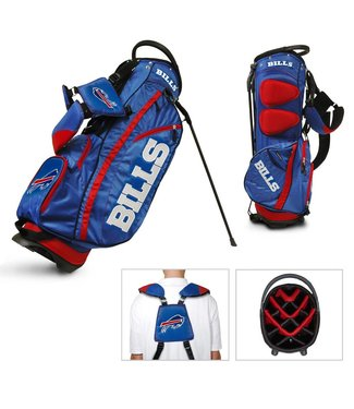 Team Golf BUFFALO BILLS Fairway Golf Stand Bag