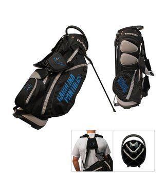 Team Golf CAROLINA PANTHERS Fairway Golf Stand Bag