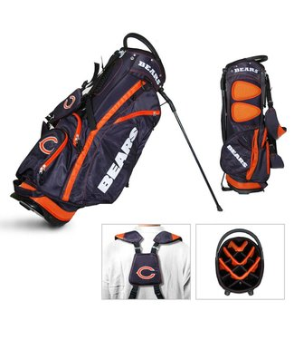 Team Golf CHICAGO BEARS Fairway Golf Stand Bag
