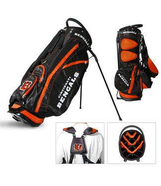 Team Golf CINCINNATI BENGALS Fairway Golf Stand Bag