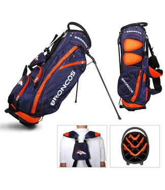 Team Golf DENVER BRONCOS Fairway Golf Stand Bag