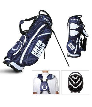 Team Golf INDIANAPOLIS COLTS Fairway Golf Stand Bag