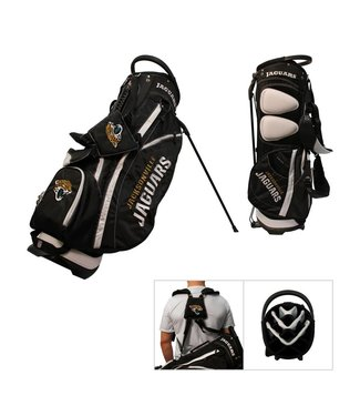 Team Golf JACKSONVILLE JAGUARS Fairway Golf Stand Bag