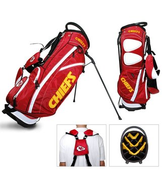 Team Golf KANSAS CITY CHIEFS Fairway Golf Stand Bag