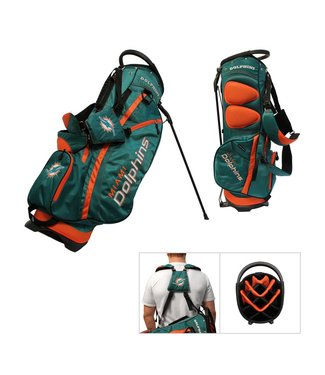 Team Golf MIAMI DOLPHINS Fairway Golf Stand Bag
