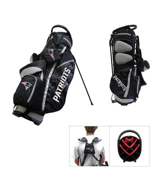 Team Golf NEW ENGLAND PATRIOTS Fairway Golf Stand Bag