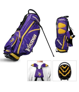 Team Golf MINNESOTA VIKINGS Fairway Golf Stand Bag