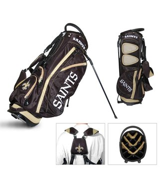 Team Golf NEW ORLEANS SAINTS Fairway Golf Stand Bag