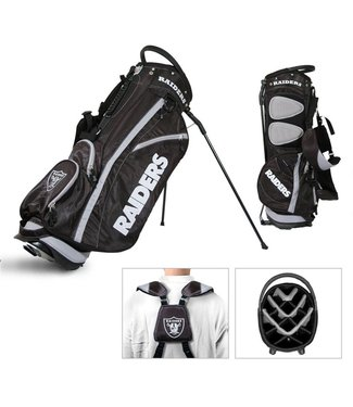 Team Golf OAKLAND RAIDERS Fairway Golf Stand Bag