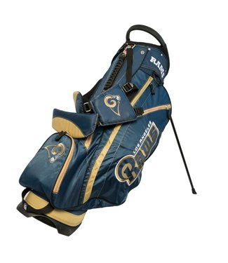 Team Golf LOS ANGELES RAMS Fairway Golf Stand Bag