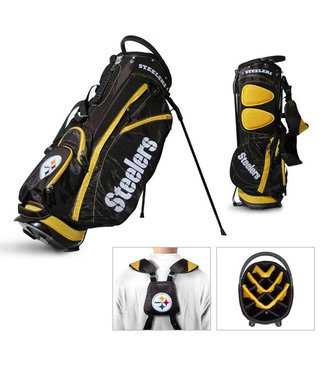 Team Golf PITTSBURGH STEELERS Fairway Golf Stand Bag