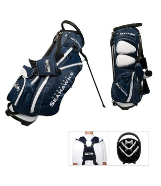 Team Golf SEATTLE SEAHAWKS Fairway Golf Stand Bag