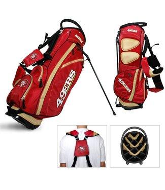 Team Golf SAN FRANCISCO 49ERS Fairway Golf Stand Bag