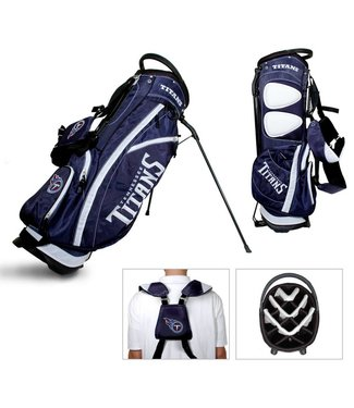 Team Golf TENNESSEE TITANS Fairway Golf Stand Bag