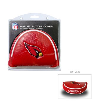 Team Golf ARIZONA CARDINALS Golf Mallet Putter Cover