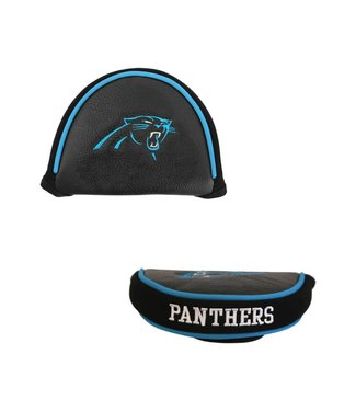 Team Golf CAROLINA PANTHERS Golf Mallet Putter Cover
