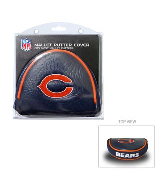 Team Golf CHICAGO BEARS Golf Mallet Putter Cover