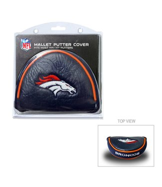 Team Golf DENVER BRONCOS Golf Mallet Putter Cover