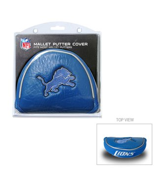 Team Golf DETROIT LIONS Golf Mallet Putter Cover