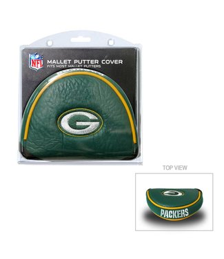 Team Golf GREEN BAY PACKERS Golf Mallet Putter Cover