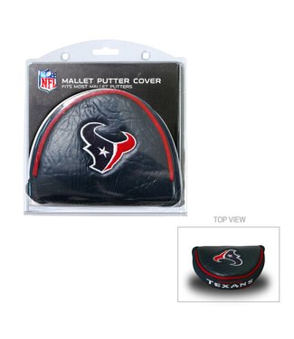 Team Golf HOUSTON TEXANS Golf Mallet Putter Cover