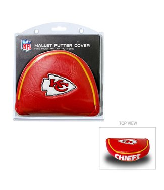 Team Golf KANSAS CITY CHIEFS Golf Mallet Putter Cover