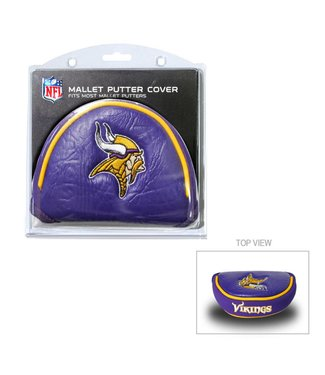 Team Golf MINNESOTA VIKINGS Golf Mallet Putter Cover