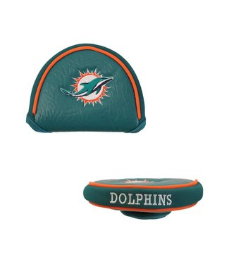 Team Golf MIAMI DOLPHINS Golf Mallet Putter Cover