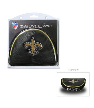 Team Golf NEW ORLEANS SAINTS Golf Mallet Putter Cover