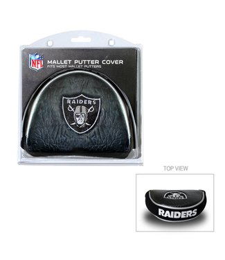 Team Golf OAKLAND RAIDERS Golf Mallet Putter Cover