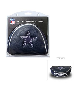 Team Golf DALLAS COWBOYS Golf Mallet Putter Cover