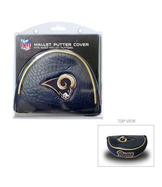 Team Golf LOS ANGELES RAMS Golf Mallet Putter Cover