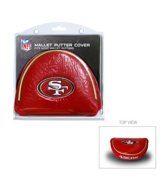 Team Golf SAN FRANCISCO 49ERS Golf Mallet Putter Cover