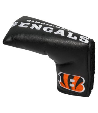 Team Golf CINCINNATI BENGALS Tour Blade Golf Putter Cover