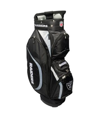 Team Golf OAKLAND RAIDERS Clubhouse golf Cart Bag