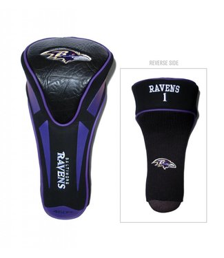 Team Golf BALTIMORE RAVENS Apex Driver Golf Head Cover