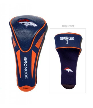 Team Golf DENVER BRONCOS Apex Driver Golf Head Cover