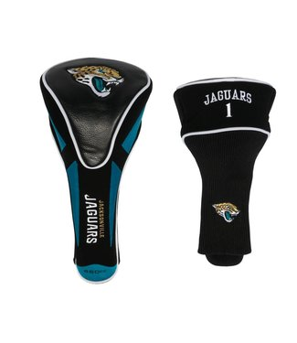 Team Golf JACKSONVILLE JAGUARS Apex Driver Golf Head Cover